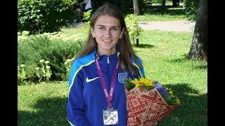Легкая атлетика. Наталья Стребкова - о серебре молодежного чемпионата Европы