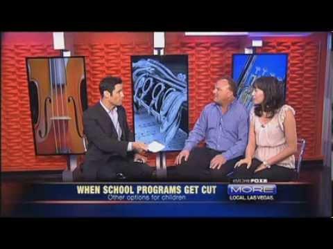 Coral Academy of Science Las Vegas / School Art Music Programs Get Cut