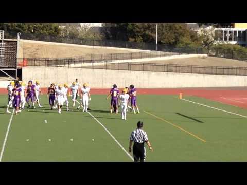 Kennedy High School JV Football - 8-28-15