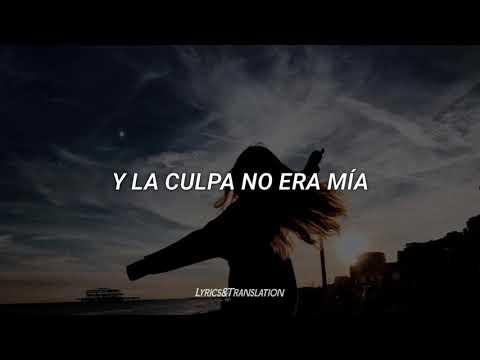 Y La Culpa No Era Mía (remix) ; Letra