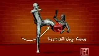 Обучение правильные удары ногами руками комбинации KungFu Taekwondo