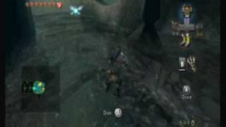 The Legend of Zelda: Twilight Princess-Part 67-Underwater Maze