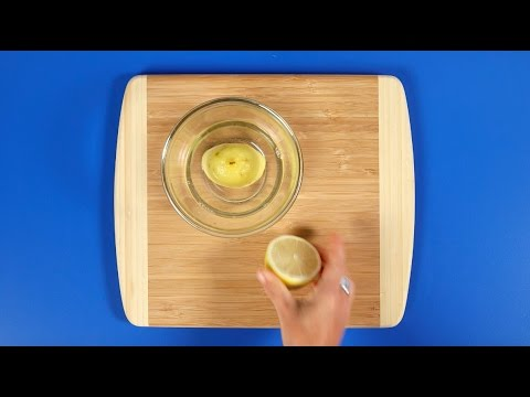 how to clean a microwave with lemon fast youtube. Black Bedroom Furniture Sets. Home Design Ideas