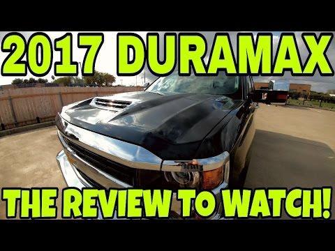 2017 Chevy 2500HD LTZ Duramax FULL REVIEW!