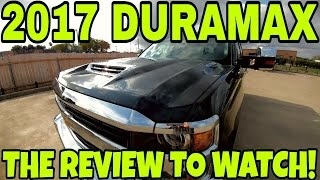 2017 Chevy 2500HD LTZ Duramax FULL REVIEW!