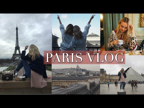 My Paris Travel Vlog   March 2017