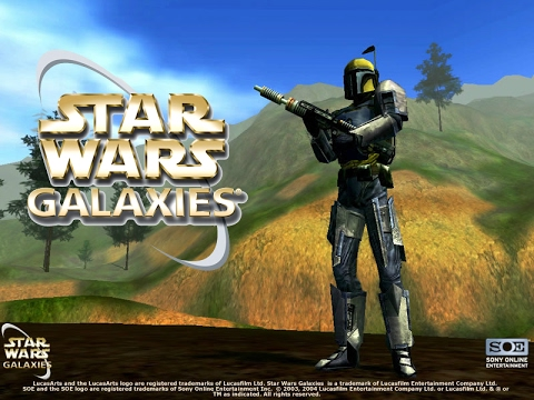 STARWARS GALAXIES – THE JOURNEY BEGINS – PART 1 (SWGLEGENDS)