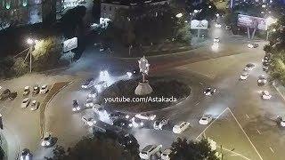 Astakada Владивосток ДТП 28 сентября 2018 Кольцо Инструментальный завод