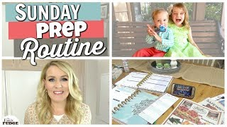 Sunday Prep For The Week Routine   MomLife Hacks For Keeping It All Running Smoothly