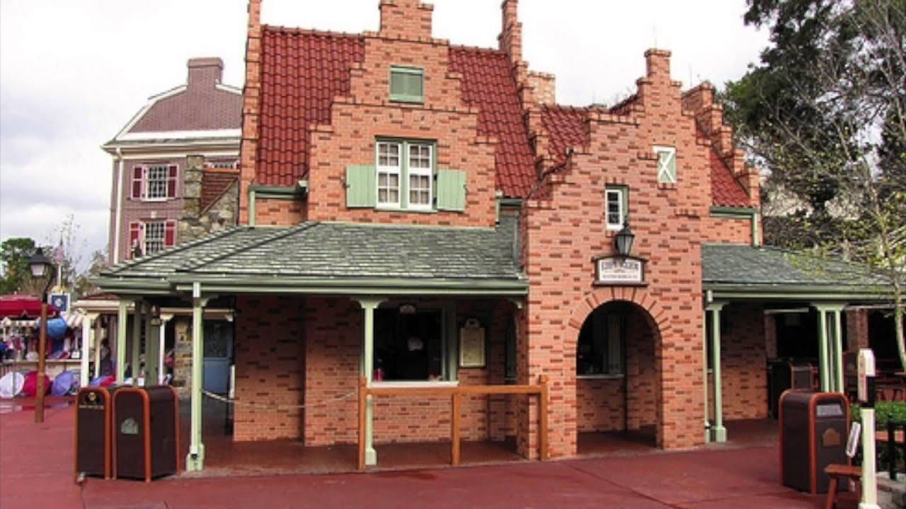 Top Ten Quick Service Experiences At Walt Disney World