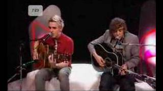 McFly- Star Girl (acoustic)