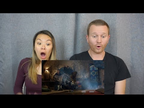 Jurassic World: Fallen Kingdom Final Trailer // Reaction & Review