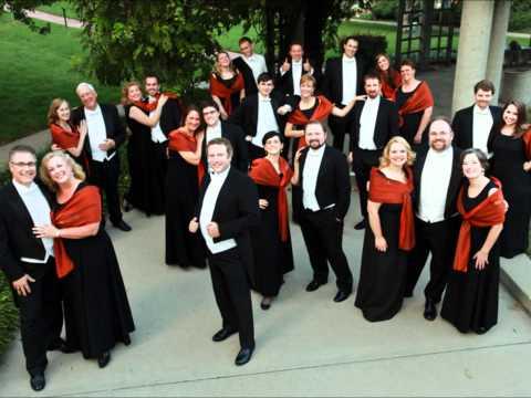 Kansas City Chorale sings Set Me as a Seal