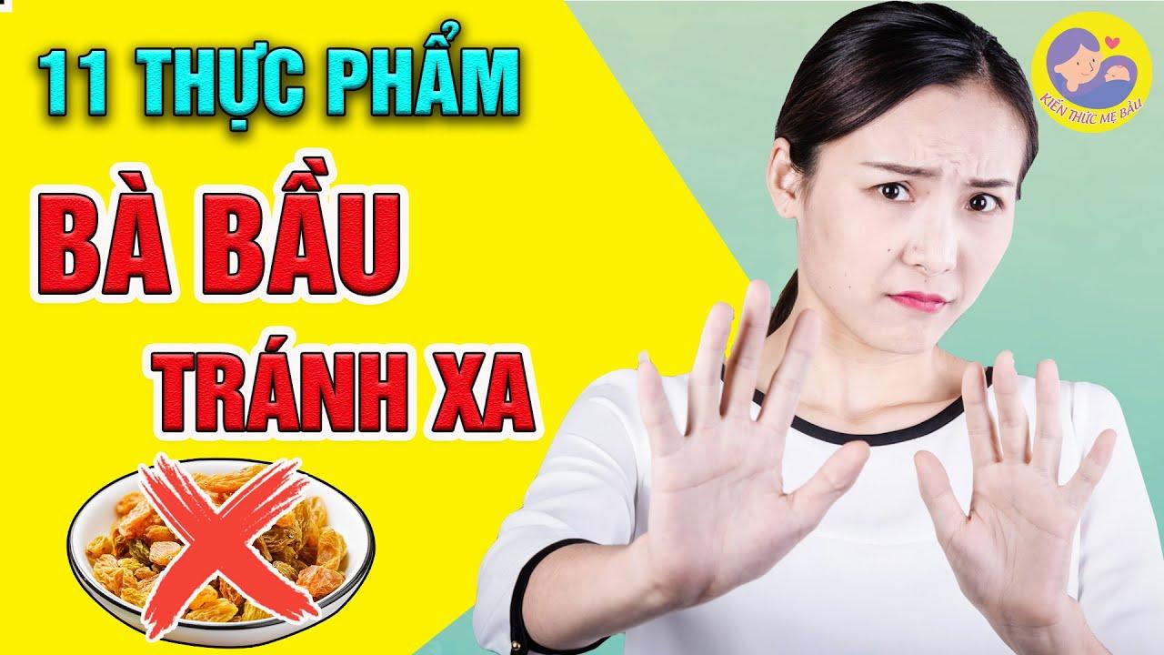 🍀 11 Loại Thực Phẩm Gây Xảy Thai Bà Bầu Tuyệt Đối Không Được Ăn   Kiến Thức Mẹ Bầu