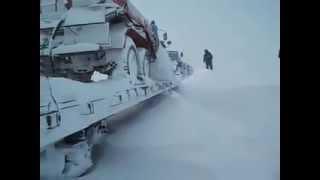 Станция Карская Kara station (Arctic)(Видео