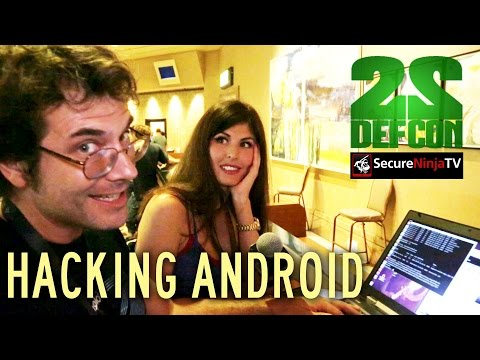 DEFCON 22 Using Metasploit to Exploit Android Demo