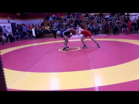 2015 Guelph Open: 74 kg Ilya Abelev vs. Matrixx Ferreira