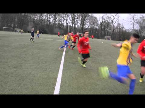 ProSoc College SHOWCASE 2016 / Game vs. Köln West U19 - Part 7 - Second half