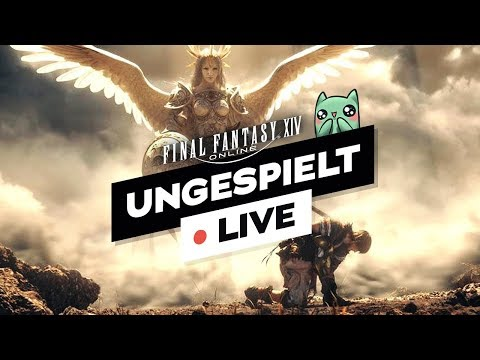 #ungeklickt & Eure Fragen beantworten - Final Fantasy 14 🧙♂️