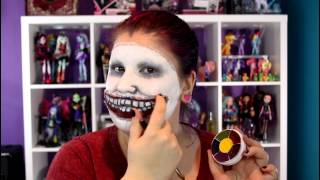 Twisty the Clown Makeup Tutorial American Horror Story