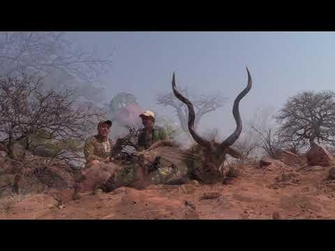SAHJ – SPOT & STALK Kudu Bow Hunt