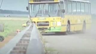 A1 Highways W-Beam Guardrail Crash Test Compilation Thumbnail
