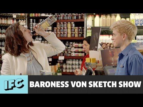 Senior Discount | Baroness von Sketch Show | IFC