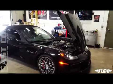 Bill's 427 Convertible Head and Cam Package 612whp & 537 wtq