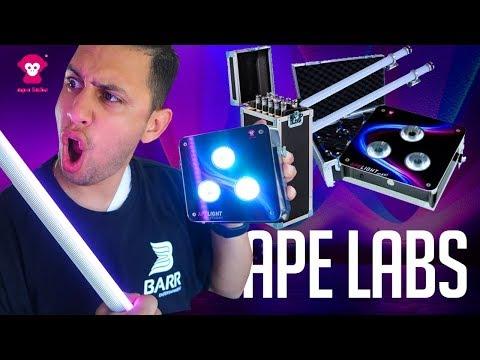 DJ Lights: Sound Active Light Show | ApeLabs (Product Spotlight)
