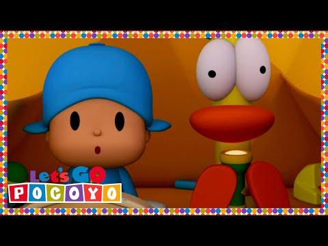 Let's Go Pocoyo! - Camping [Episode 8] in HD