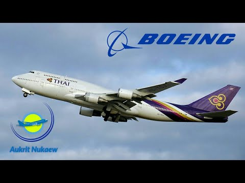 Boeing Commercial Planes