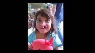 TALITA VIDEO 1 - Transformando o mundo com sorrisos