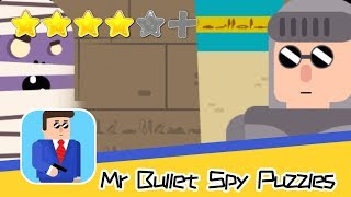 Mr Bullet - Spy Puzzles Chapter18 Walkthrough Fight Back Now! Recommend index four stars