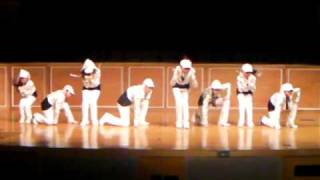 Toby Mac - Catchafire by Promise Treasures Hip Hop Dance Praise and Worship (Small Group)