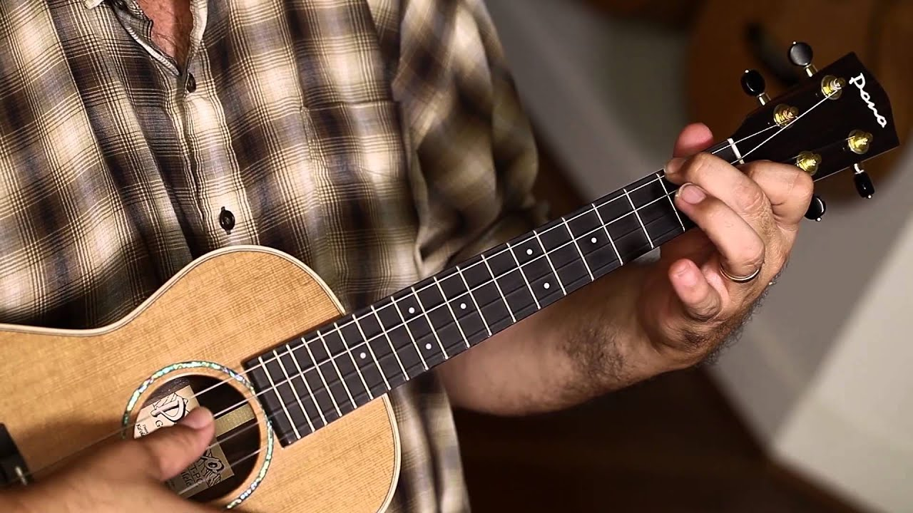 Ukulele Fretboard Patterns W Todd Part 2 Altering Chords Using Diagram Notes In The Key