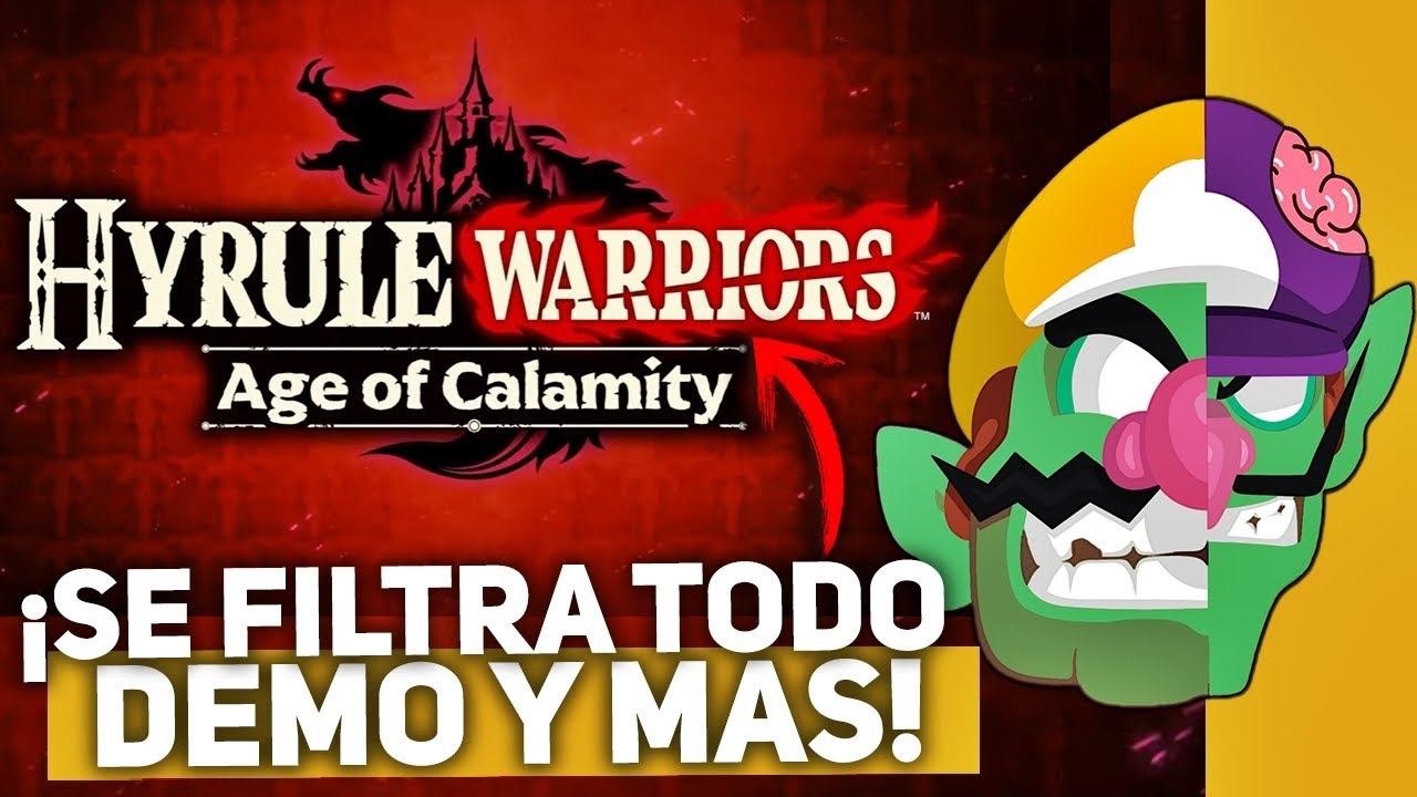 Rumor Hyrule Warriors Age Of Calamity Demo Coming To Nintendo Switch