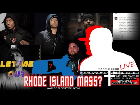 "Marrio Esco Live | Episode 74 ""Rhode Island MASS?"""