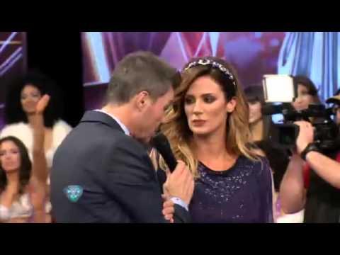 Olivia fue la atracción en el regreso de Paula Chaves al Bailando