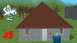 Давай играть в The Sims 2! Семейка Хью. #5 Магазин!