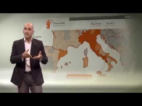 ALESSIO ROMEO IN DIRETTA DAL PLANISFERO DI FACE4JOB