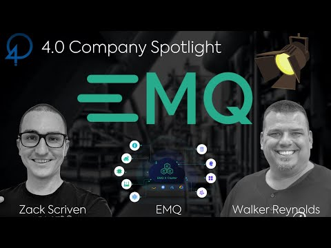 Industry 4.0 Company Spotlight... EMQ Technologies Co., Ltd.