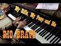 RIO BRAVO Fabrizio Spaggiari: My Rifle, My Pony and Me - Piano Cover - Dean Martin Ricky Nelson