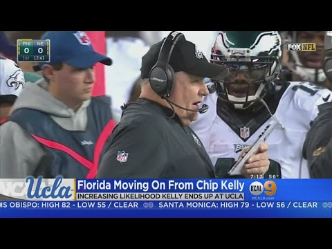 Kelly Closer To Coaching UCLA After Florida Moves On