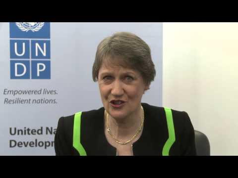 IVCO 2014: Helen Clark, United Nations Development Group