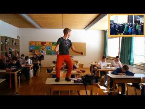 | HARLEM SHAKE | AT SCHOOL | VMS - AU |