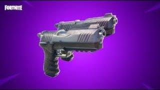 On test le nouveaux pistolet sur fortnite