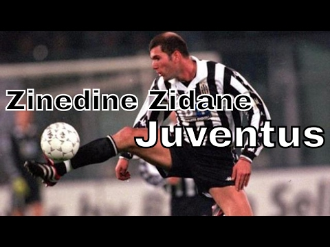"Zinedine Zidane "" ZIZOU ""- Juventus ( Part 1: Technique, Skills, Assists, Goals)"
