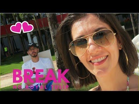 Vlog - Fim de Semana no Royal Tulip Brasília
