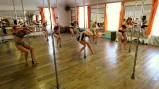 Girl on Fire - Contempole Choreo by Sara Puchowska & Růženka 2017/1