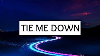 Gryffin, Elley Duhe - Tie Me Down (Lyrics)